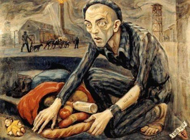 Quadri sulla Shoah e sull'Olocausto: artisti ebrei della seconda guerra mondiale