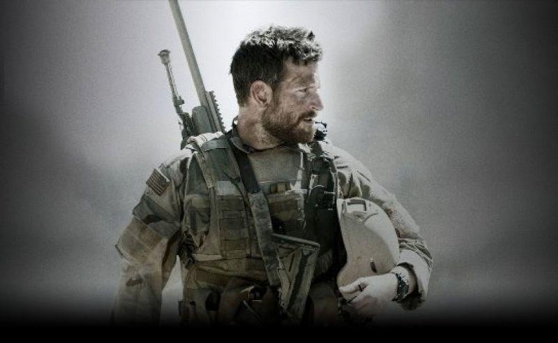 Il protagonista di American Sniper Chris Kyle (interpretato da Bradley Cooper)