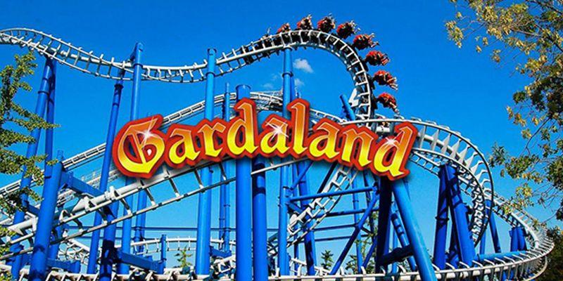 Gardaland uno dei parchi più grandi d'Europa