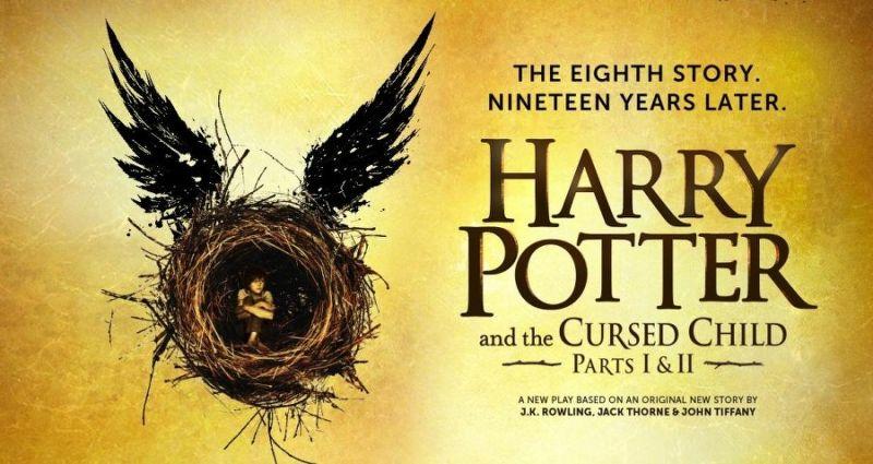 L'ottavo libro della Saga Harry Potter e il bambino maledetto