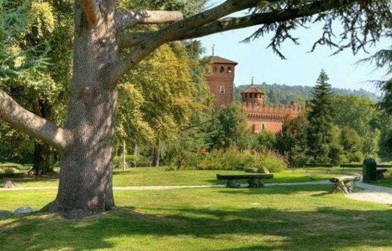 Parco del Valentino, il grande polmone verde di Torino