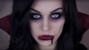 Halloween make up: idee per un trucco horror spaventoso