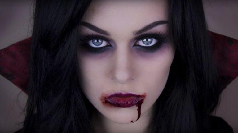 Halloween make up: idee per un trucco horror spaventoso