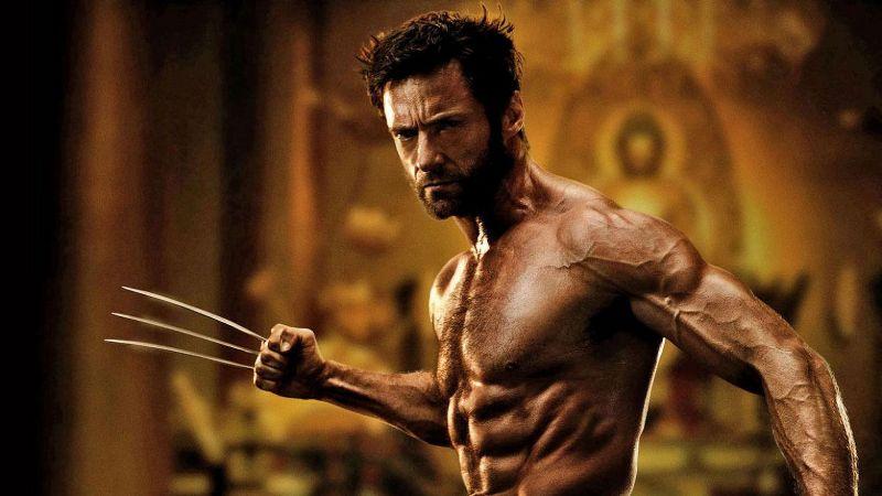 Il protagonista del film Logan the wolverine interpretato da Hugh Jackman