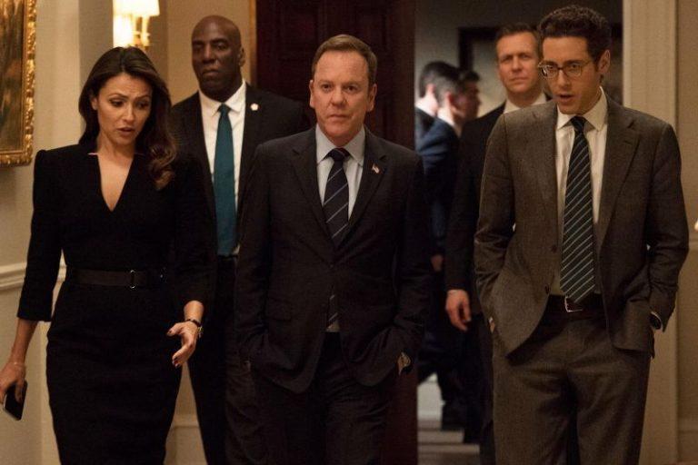 Serie TV Netflix Designated Survivor, attacchi ed intrighi alla Casa Bianca