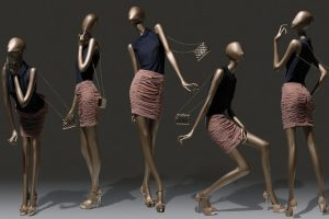 I manichini: esprimere lo stile e coinvolgere il cliente